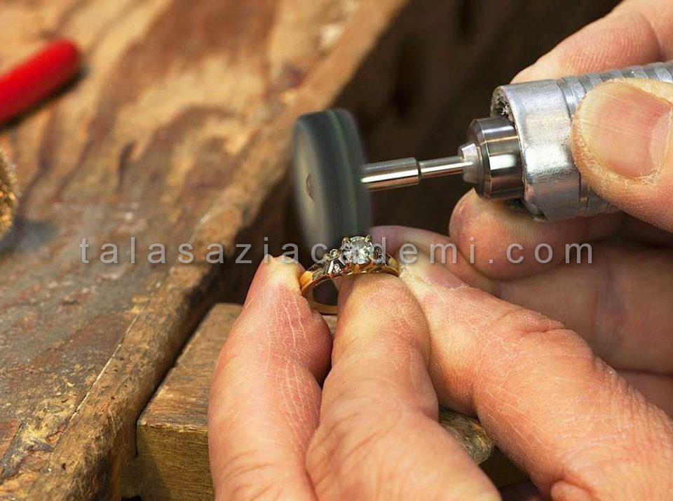 آموزش جواهرسازی