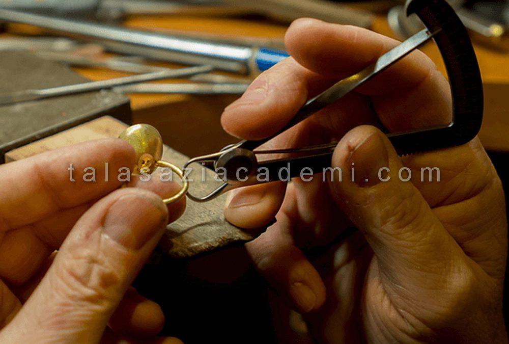 آموزش جواهر سازی دستی