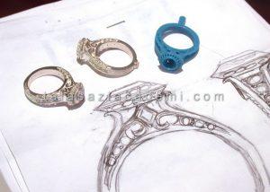 آموزشگاه طراحی طلا و جواهر