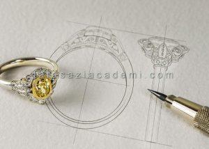 آموزش طراحی طلا و جواهر